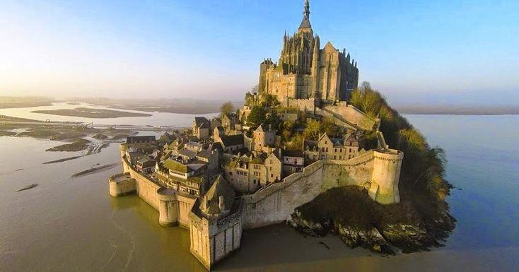 El Mont Saint Michel, la maravilla de Francia