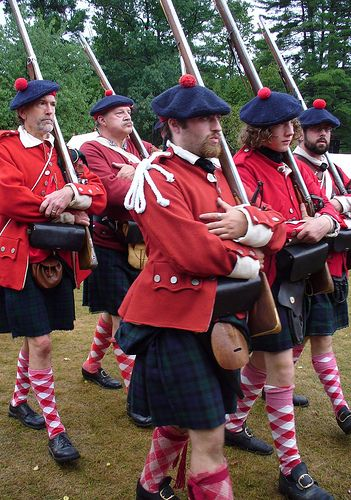 78th Highlanders in step | Flickr - Photo Sharing!