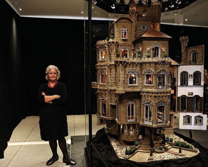 Кукольный домик ценой  $8.5 млн