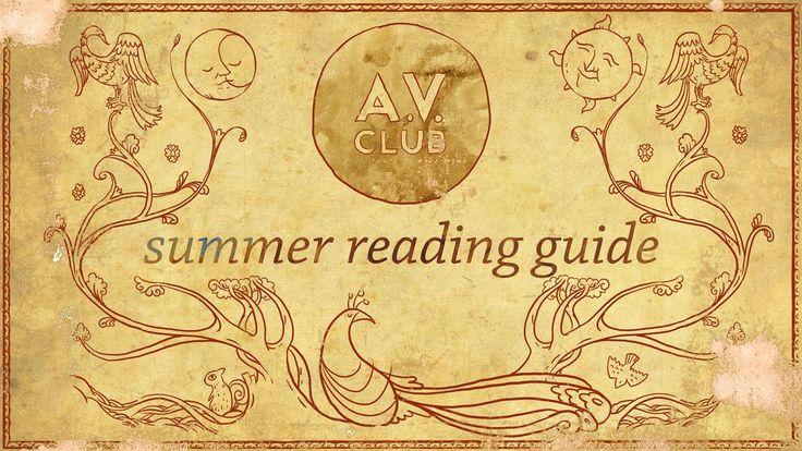 The AV Club's Summer Reading Guide