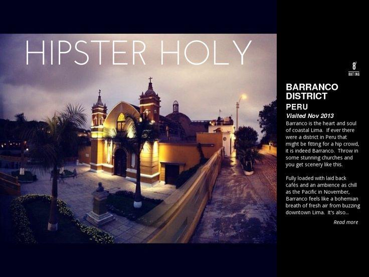 my photo // writeup of Barranco District, Lima, Peru @ http://triptea.se/8r1l1