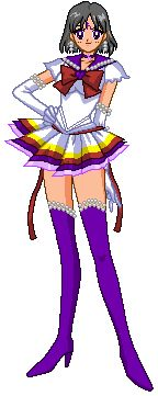 Sailor Saturn Princess