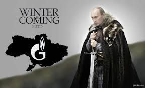 Winter is coming... and I've got the gas :-)