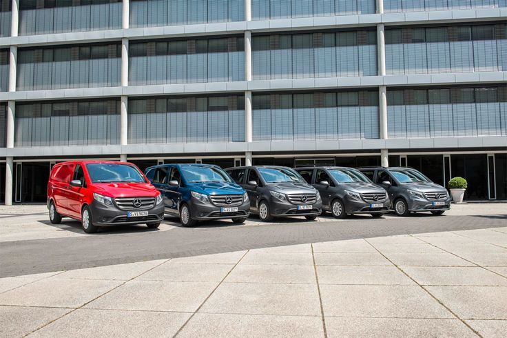 New Release 2015 Mercedes-Benz Vito Review Design View Model