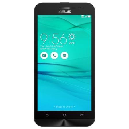 Asus ZenFone Go ZB500KL 4G 16 Гб Синий  — 8940 руб. —  Смартфон Asus ZenFone Go (ZB500KL) – удобный аппарат для ежедневного использования. Процессор Snapdragon и оперативная память размером в 2 Гб позволяют без труда работать в многозадачном режиме, поддержка сетей 4G даст возможность оценить все преимущества быстрого интернета, а отличный яркий экран и удобная пользовательская оболочка сделают использование устройства комфортным. Смартфон имеет две камеры – тыловую 13 Мп c диафрагмой f/ 2.0…