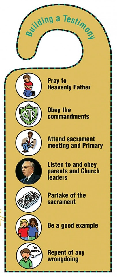 43 best free lds printables images on pinterest for Idea door primary