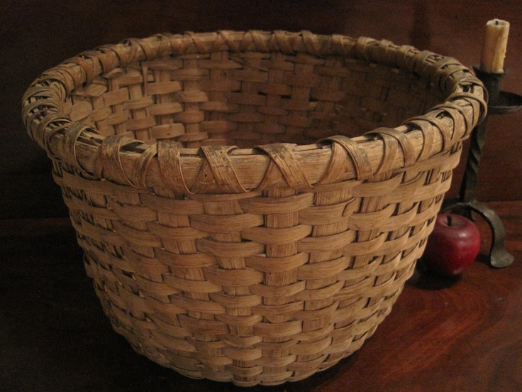 430 Best Images About Handwoven Baskets On Pinterest