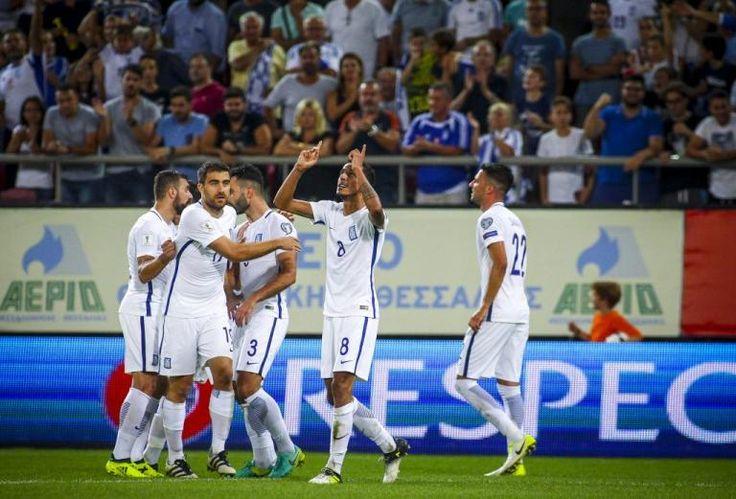 Κερδίζει και περιμένει η Εθνική Ελλάδος