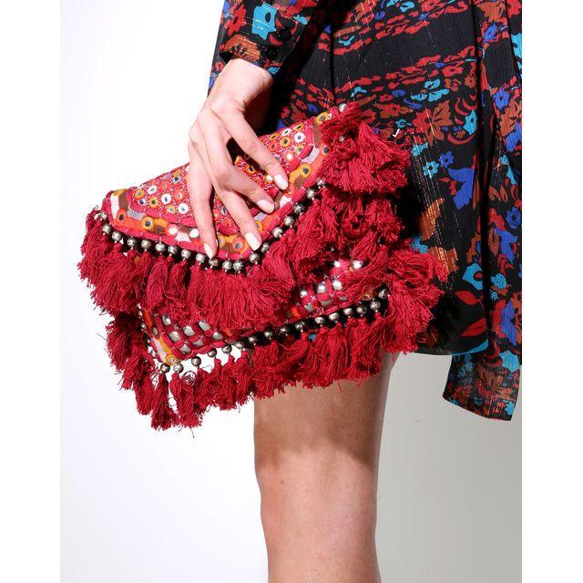 Pochette Antik Batik, cliquez sur l'image pour shopper #bazarchic #antik #batik…