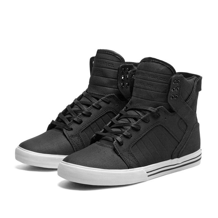 Chaussures Supra Footwear Skytop unisexe lU7Tqid