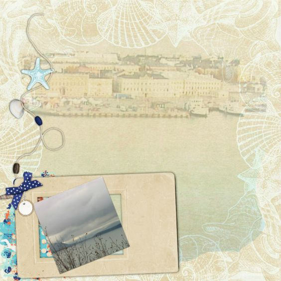 Using By the beach bundle by Marie H. Designs