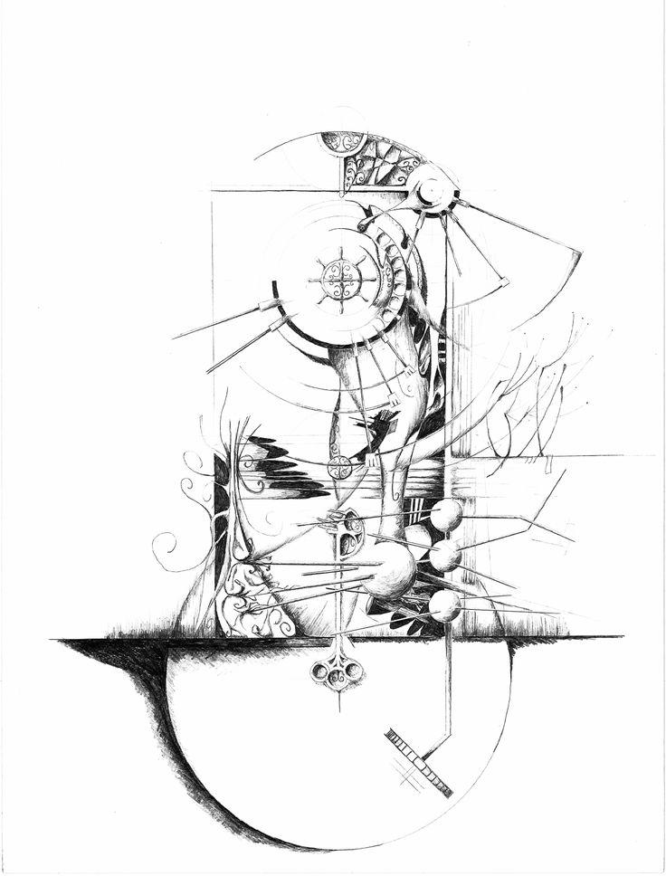 Door elevation - sketch