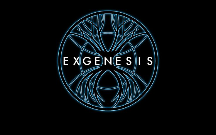 Exgenesis is a point and click adventure game currently in development by 48h Studio. This is the game logo.