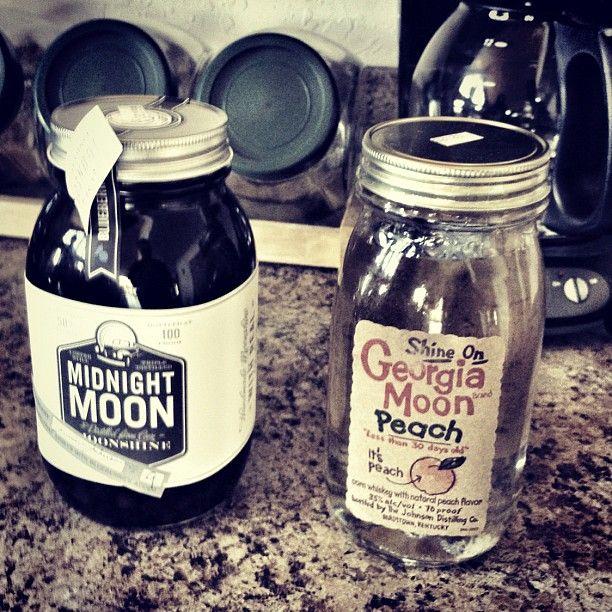 white mountain moonshine - photo #8
