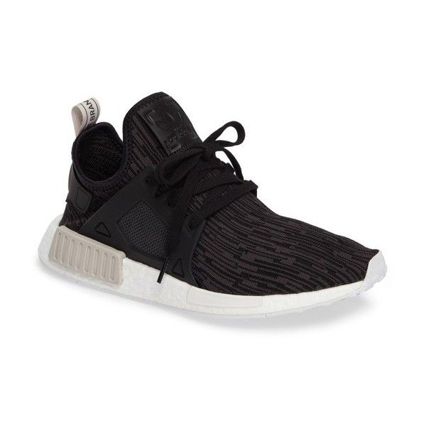 Women's Adidas Nmd Xr1 Athletic Shoe ($150) ❤ liked on Polyvore featuring shoes, athletic shoes, adidas footwear, caged shoes, adidas, adidas shoes and adidas athletic shoes