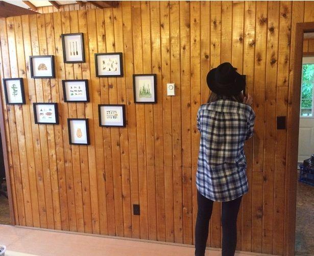 Woodland Sisters - 4LivingArts Gallery, Kagawong Manitoulin Island July 2016