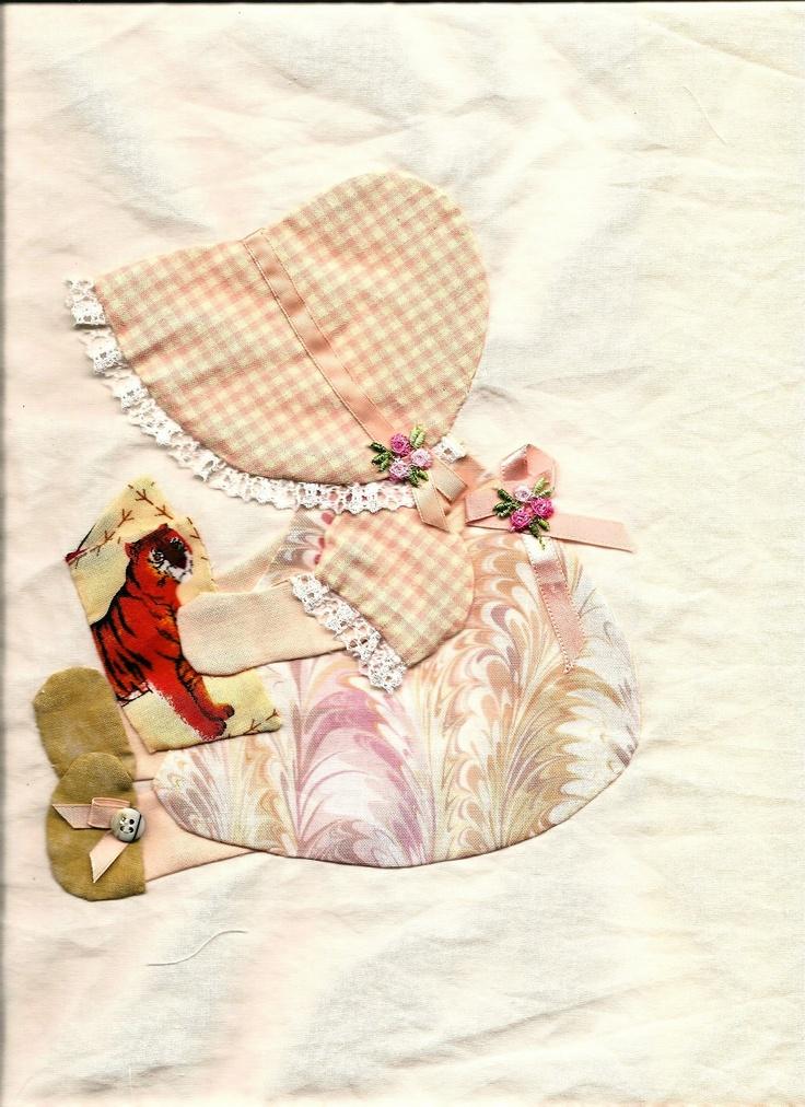 Suestreehouse Baby Sunbonnet Sue Quilts Pinterest