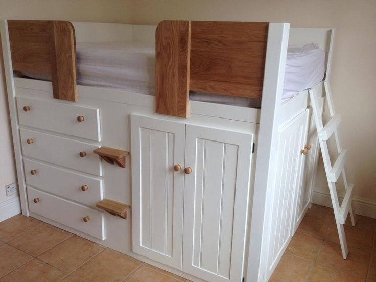 double cabin bed designed for 2 adults this cabin bed was. Black Bedroom Furniture Sets. Home Design Ideas
