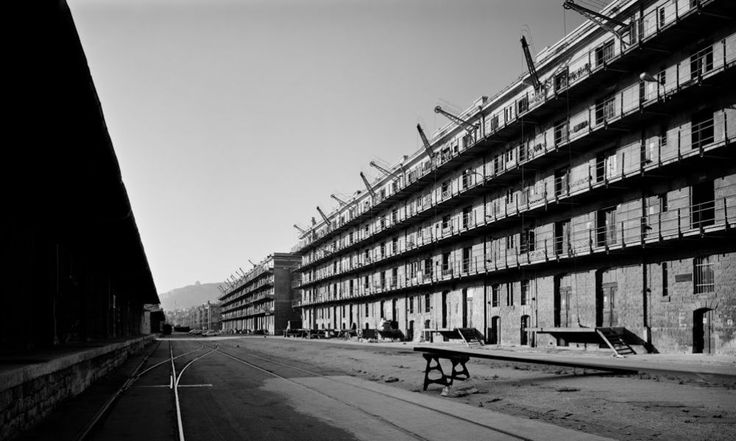 Gabriele Basilico: Ascolto il tuo cuore, città - Panorama