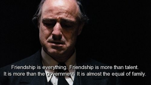 The Godfather Movie | movie, the godfather, quotes, sayings, friendship, family ...