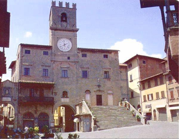 Cortona volgens mij het mooiste dorp van Toscane
