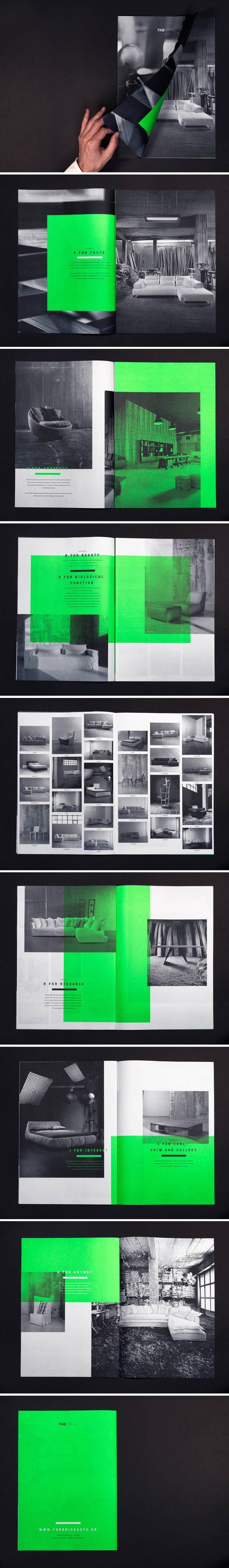 Bright Color / Black and White Photography / Overlapping Panels /// Fabrica—tion / Joshua Olsthoorn