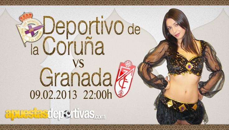 Pronóstico en la casa de apuestas Bwin para el Deportivo Granada del sábado 9 Febrero de 2013. Disponible el vídeo pronóstico en el canal de YouTube de Apuestas Deportivas #apuestas #granada #ligaBBVA