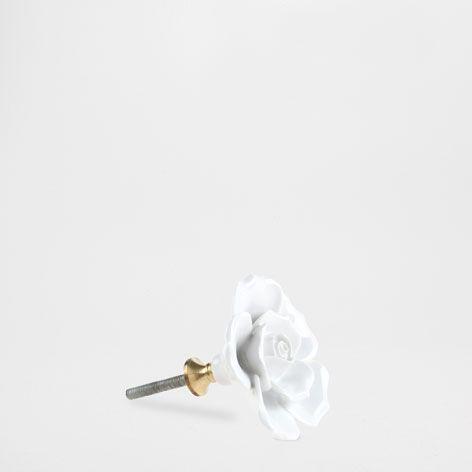 Flower Knobs (Set of 2) - Knobs - Decoration | Zara Home Hungary