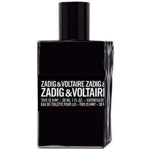 ZADIG & VOLTAIRE, THIS IS HIM parfume for men.