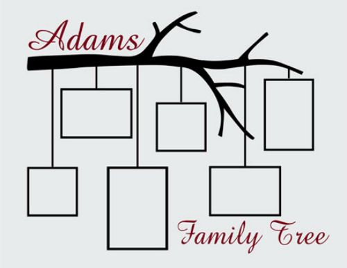 family tree design ideas decal is a fun way to bring the