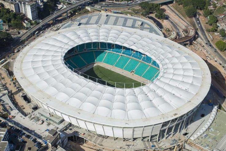 Arena+Fonte+Nova,+Salvador