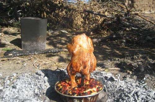 Tenekede Tavuk Tarifi | Mutfakta Yemek Tarifleri
