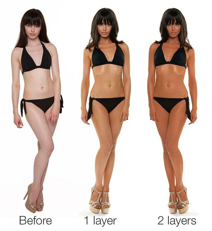 Best Natural Fake Tan For Pale Skin
