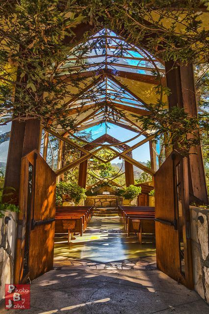 wayfarers chapel by lloyd wright this is a beautiful place to get married gorgeous
