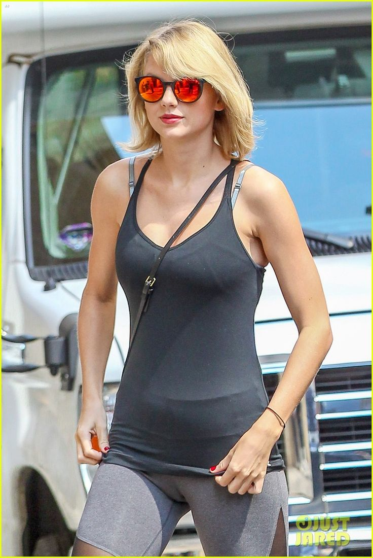 taylor swift starts weekend with friday morning workout 06