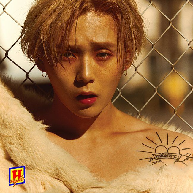 "yeo1: """"Triple H concept photo 2 - E'Dawn "" """