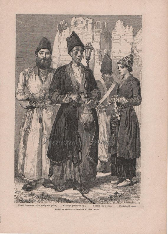 #persia #people 1860