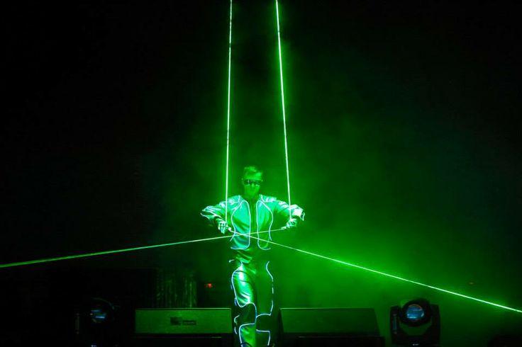 Presentation of a new Mazda 3. #DreamLaser #LaserMan #lasershow #show #lasers