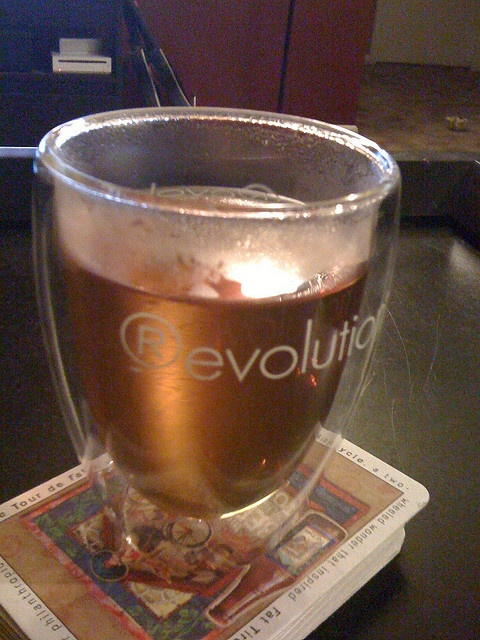 Revolution Tea Glass by Jstamant1, via Flickr