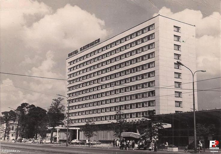 Katowice - Hotel Katowice