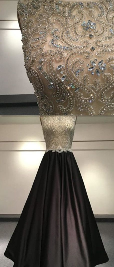 Beading Satin Prom Dress,Long Prom Dresses,Charming Prom Dresses,Evening Dress, Prom Gowns, Formal Women Dress,prom dress
