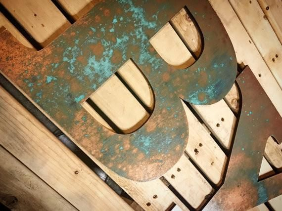 Rustic Letters-Wall Letters-Rustic Home Decor
