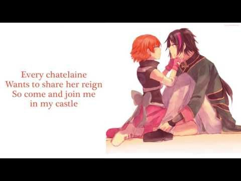 From the soundtrack to RWBY This is Nora's song to Lie Ren. The two of them were orphans who grew up together, but now they're older and this is a song about how Nora feels.