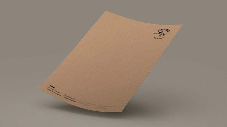 Briefpapier für GINSOAKED