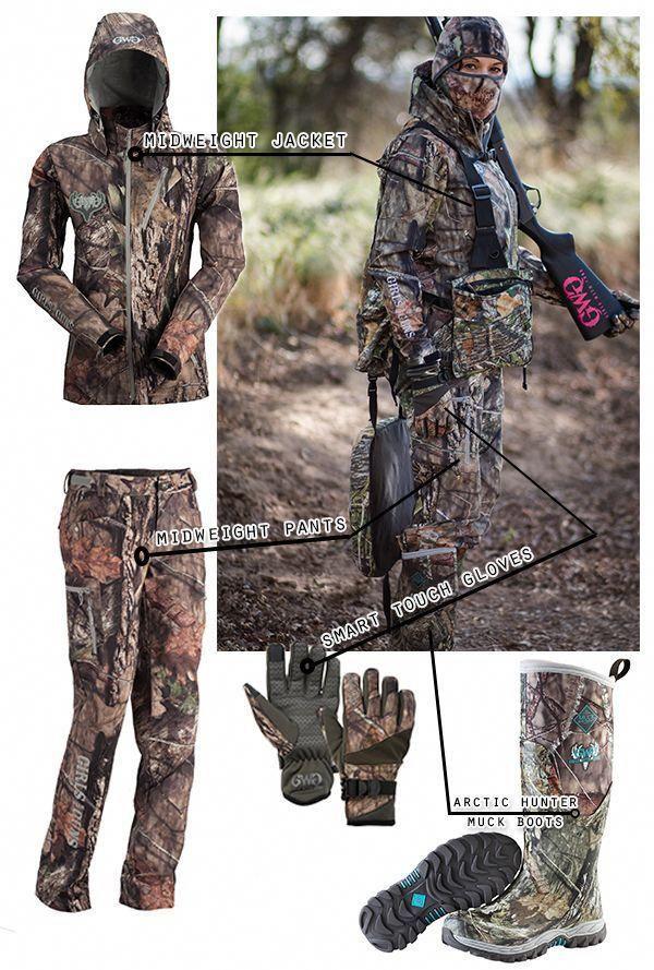 4fd587b24cca7 Girls With Guns Clothing Women's Hunting Mossy Oak Gear  #HuntingApparelandClothesforMen