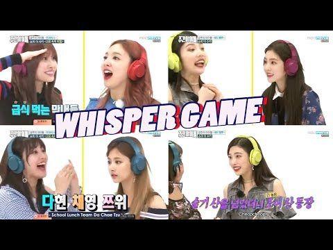 Red Velvet + Twice - Best of Whisper Challenge/Shout in