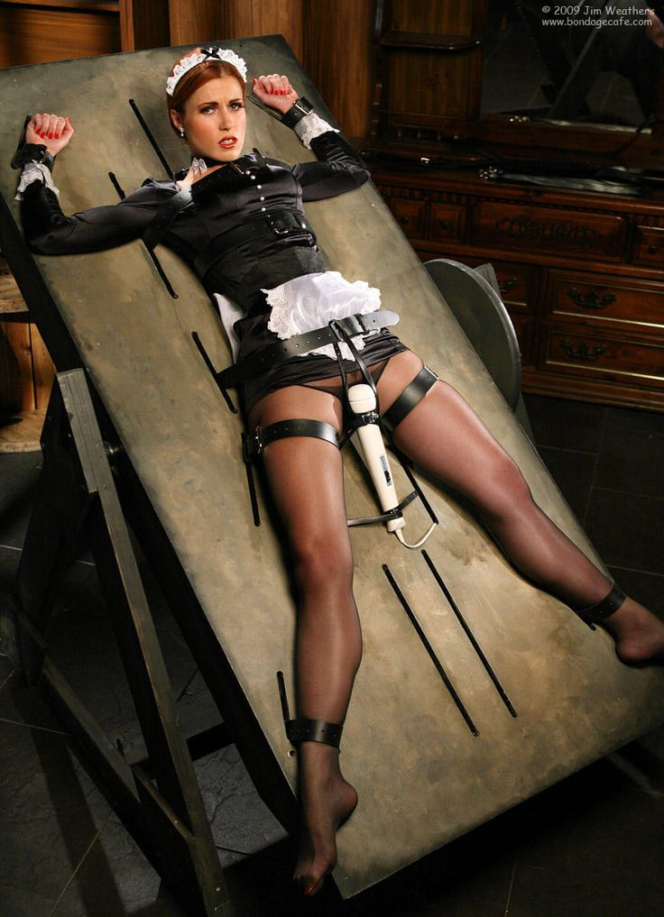 bondage french in maid