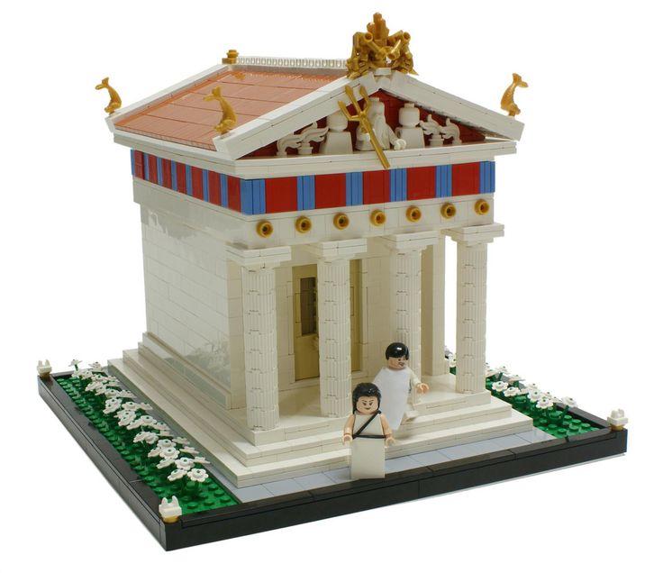 Greek Temple | by Matija Grguric