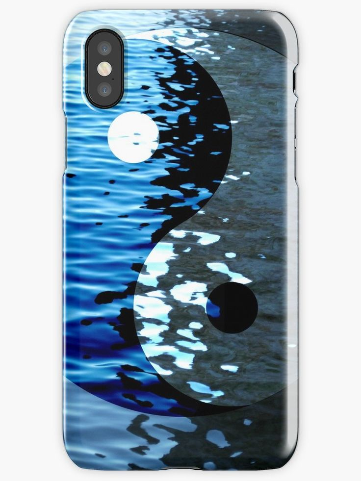 20% off every single thing. Use code GET20. Yin Yang iPhone Case by emilypigou. #iphone #iphonecase #samsunggalaxycase #family #yinyang #yinyangiphonecase #style #sales #save #discount #redbubble #sea #yoga #yogagifts  #gifts #giftsforhim #giftsforher #xmasgifts #christmasgifts