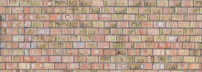 Текстуры высокого разрешения - Кирпичная Стена - Текстура кирпичной стены, фото большого размера, скачать бесплатно